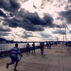 Havana 8 - malecon