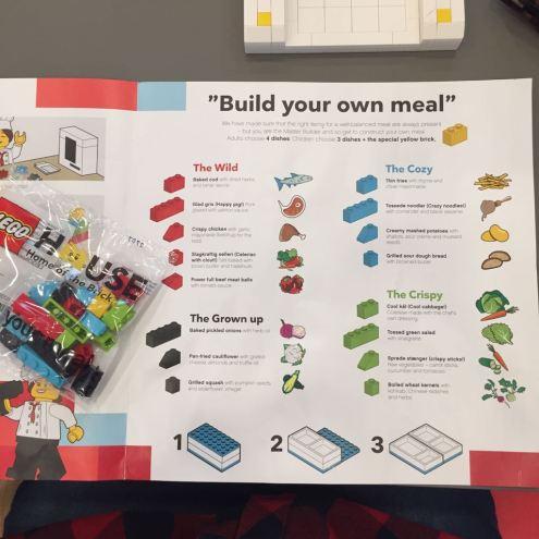 LEGO House ristorante