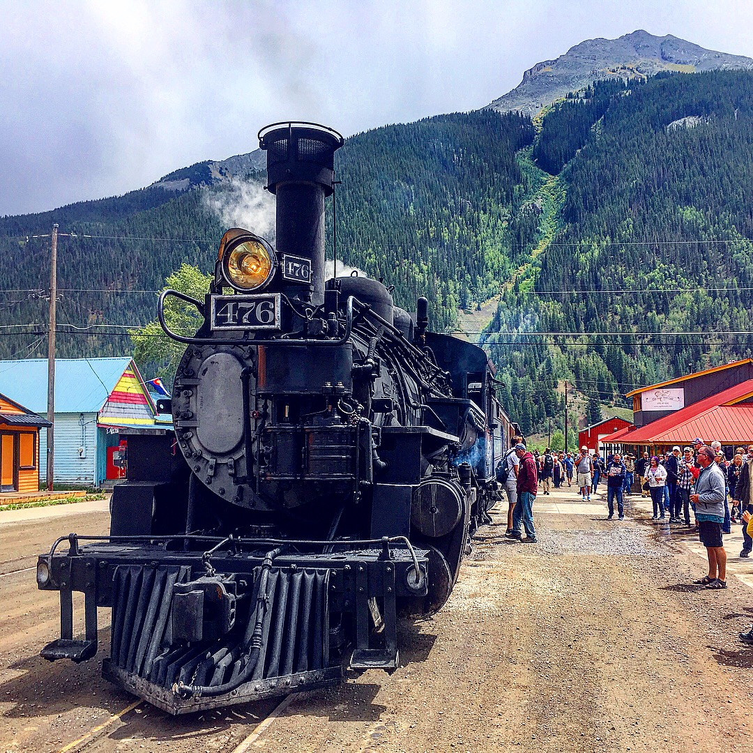 Durango Train 2